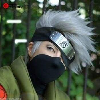Naruto Wig <br>Kakashi Hatake
