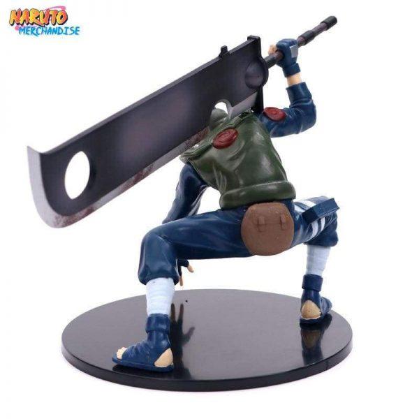 Naruto Figure Kakashi Zabuza Sword - Naruto Figure