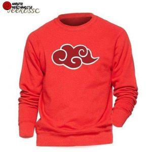 Naruto Sweater <br>Akatsuki Cloud Symbol
