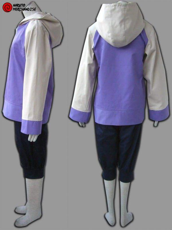 Female Naruto Costume <br>Hinata Hyuga