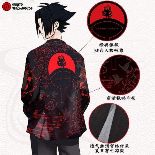 Uchiha Clan Kimono