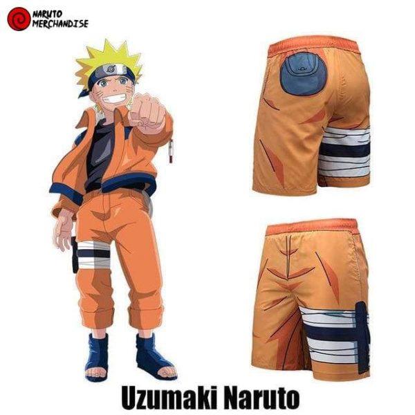 Naruto Shorts <br>Naruto Uzumaki