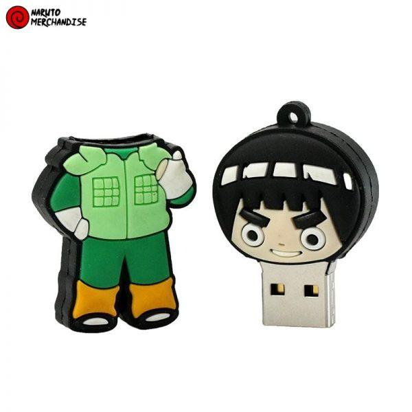 Rock lee flash drive