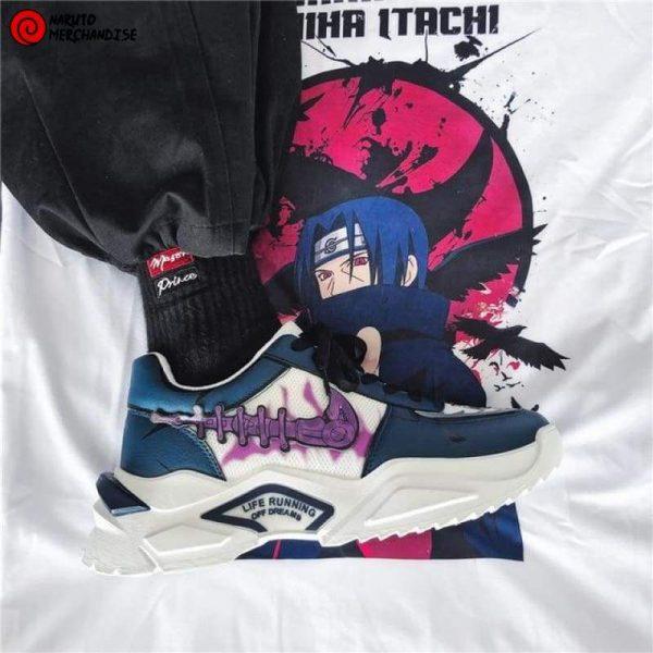 Sasuke Amaterasu Sneakers
