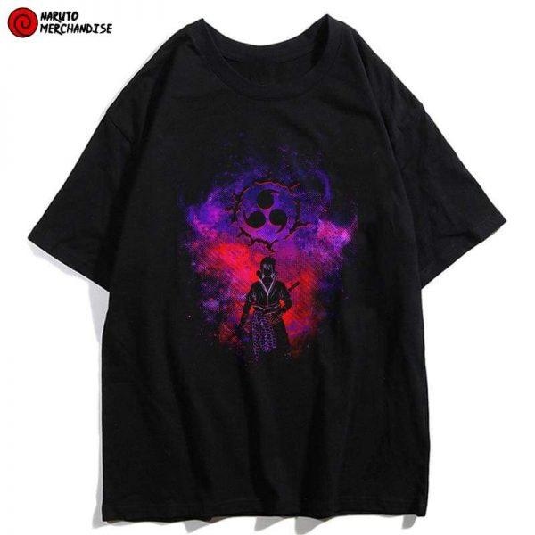 Sasuke Curse Mark Shirt