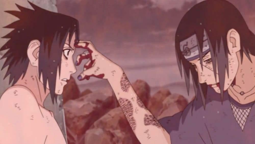 How tall is Sasuke in Naruto Shippuden