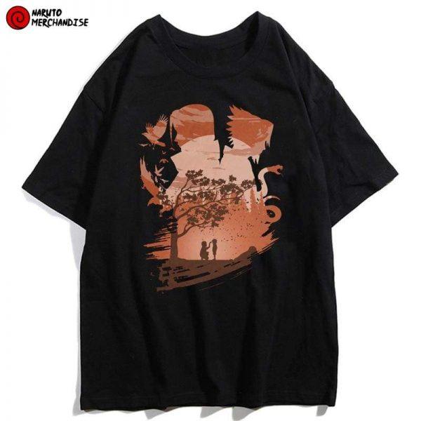 Sasuke Itachi Shirt