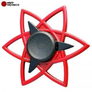 Sasuke Mangekyou Sharingan Fidget Spinner
