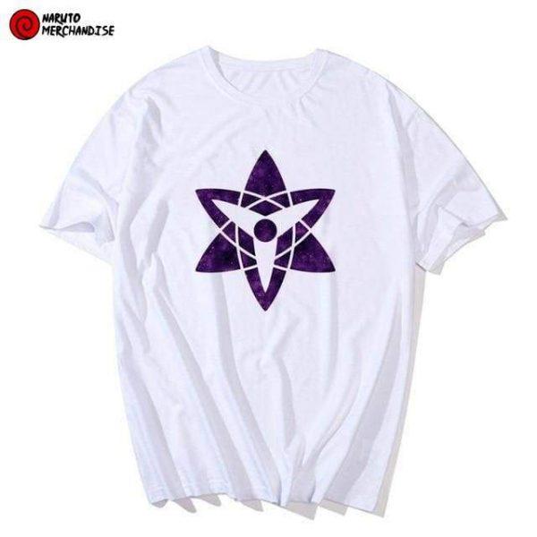Sasuke Mangekyou Sharingan Shirt