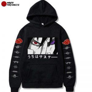 Sasuke Revolution Hoodie