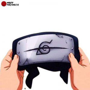 Sasuke Scratched Headband