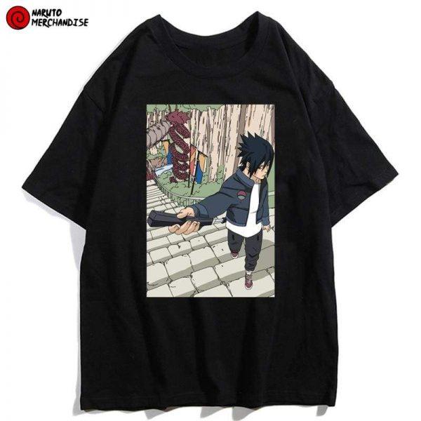 Sasuke Streetwear Shirt