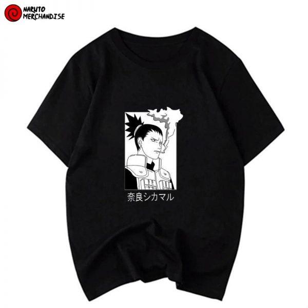 Shikamaru Smoking Shirt