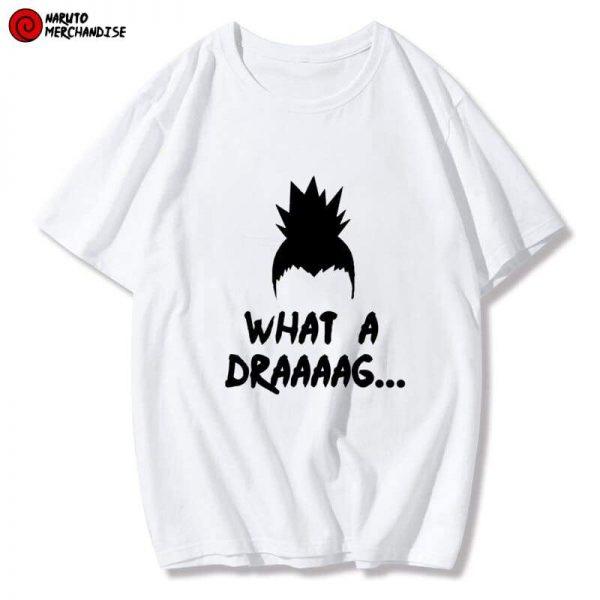 Shikamaru What a Drag Shirt