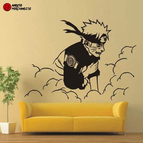 Sticker Naruto<br> Leaf Hero