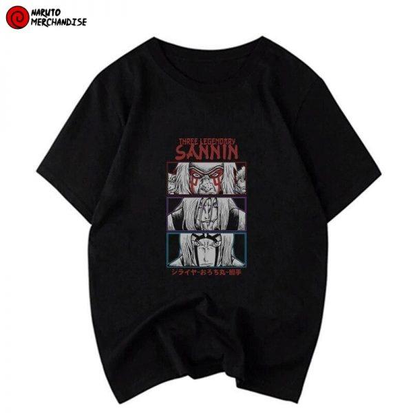 Three Legendary Sannin Shirt