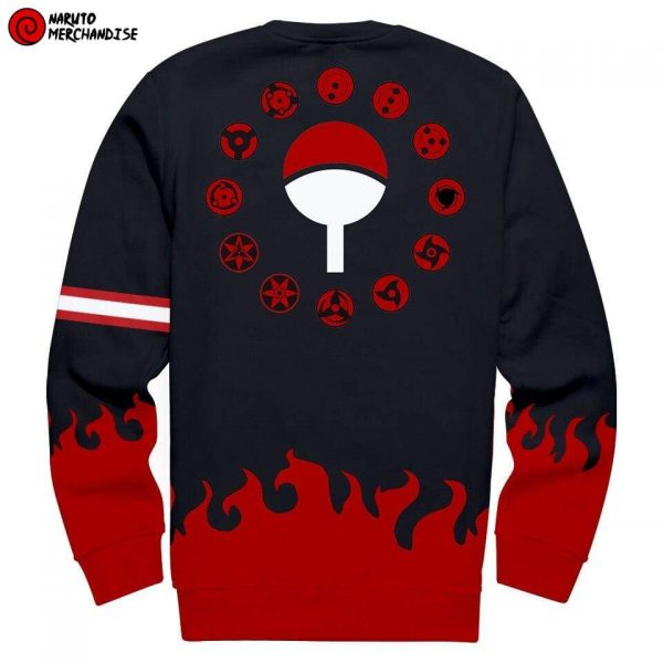 Uchiha clan sweater