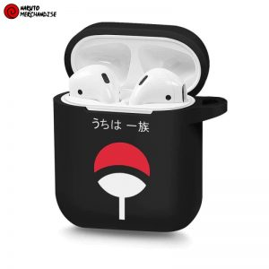 Uchiha Clan Symbol Airpod Case