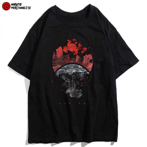 Uchiha Crest T-Shirt