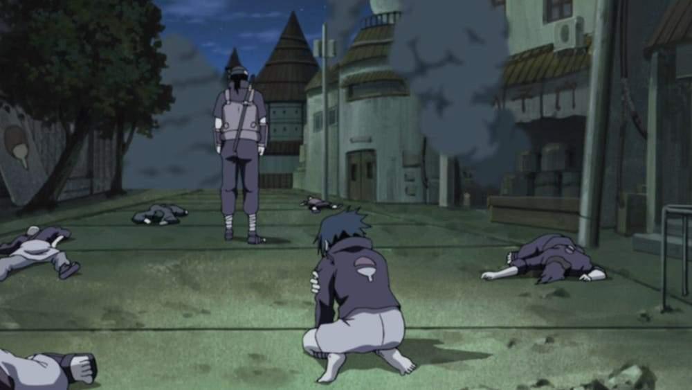uchiha clan massacre