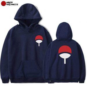 Uchiha symbol hoodie