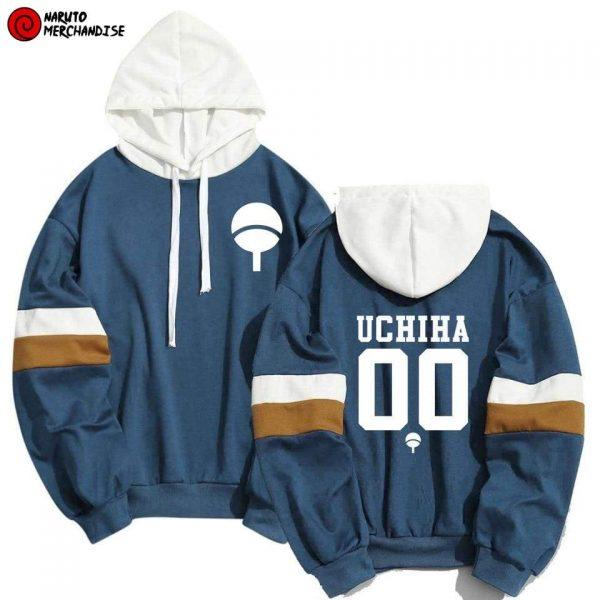 Uchiha clan symbol hoodie